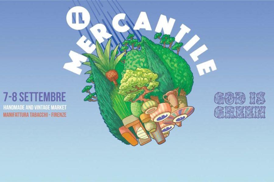 Mercantile – God is Green